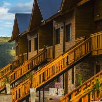 Blackstone Country Villages Hotel, hotel in Villa General Belgrano