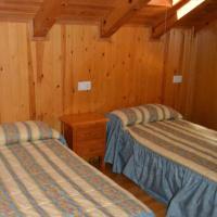 Pensio Samarra, hotel in Vall de Cardos