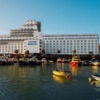 The Grand Burstin Hotel, hotel in Folkestone