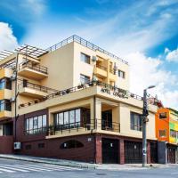 Hotel Corsar, hotel in Tulcea