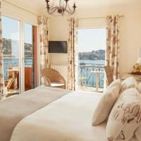 Welcome Hotel, hotel in Villefranche-sur-Mer