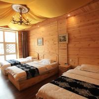 Manzhouli Volga River International Youth Hostel, hotel in Manzhouli