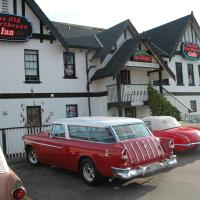 The Old Courthouse Inn, hotel in Powell River