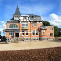 Charmehotel Villa Saporis, hotel in Hasselt