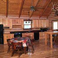 Log Home Guest House