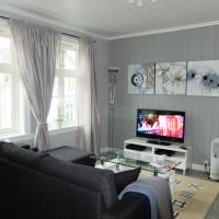 Strandgaten 201, hotel in Haugesund