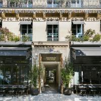 Hôtel National Des Arts et Métiers, hotel em 3º arr., Paris