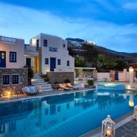 Folegandros Apartments, hotel in Chora Folegandros