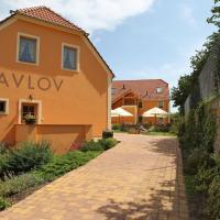Hotel Pavlov – hotel w mieście Pavlov