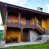 Guest house Vasilka, hotel in Badevtsi