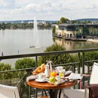 Hôtel Barrière L'Hôtel du Lac, hotel in Enghien-les-Bains