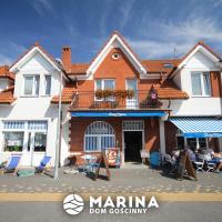 Dom Gościnny Marina, Hotel in Dźwirzyno