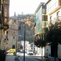 Hotel de Apartamentos Casa Rosendo, hotel in Cangas del Narcea