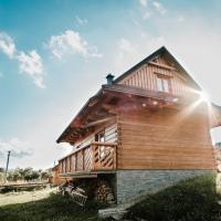 Chata nad Briežkami, Hotel in Raková