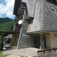 Vila Ursul, hotel in Ciungetu