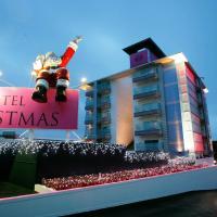 Hotel Christmas Numazu、沼津市のホテル