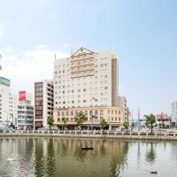HOTEL MYSTAYS Matsuyama, hotel in Matsuyama