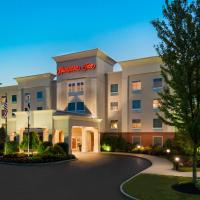 Hampton Inn Boston Bedford Burlington, hotel in Billerica