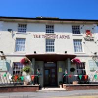 Thomas Arms Hotel, hotel in Llanelli