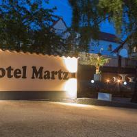 Hotel Martz, отель в городе Пирмазенс