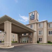 Best Western Legacy Inn & Suites Beloit/South Beloit, hotel in South Beloit