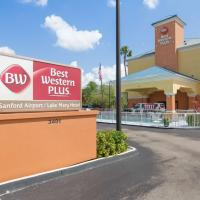 Best Western Plus Sanford Airport/Lake Mary Hotel, hotel near Orlando Sanford International Airport - SFB, Sanford