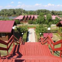 Rybatskaya Derevnya, hotel in Fëdorovka