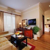 First Hotel, hotell i Ho Chi Minh-byen