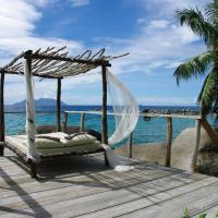 Bliss Boutique Hotel Seychelles, hotel in Glacis