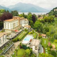 Hotel Belvedere, отель в городе Белладжо