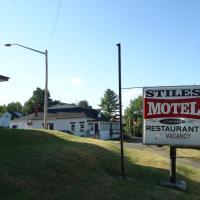 Stiles Motel, hotel em Woodstock