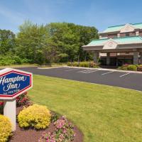 Hampton Inn Hartford Airport, viešbutis mieste Vindsor Loksas