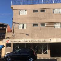 Roda Viva Park Hotel, hotel in Jales