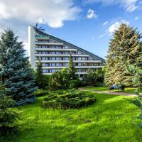 Hotel Jaskółka – hotel w Ustroniu