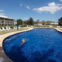 Yarrawonga Mulwala Golf Club, hotel in Yarrawonga