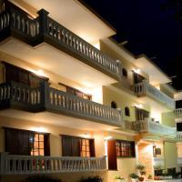 Ξενοδοχείο Καστρί, ξενοδοχείο στα Λουτρά Αιδηψού