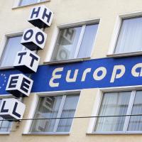 Hotel Europa, ξενοδοχείο στη Βόννη