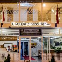 Hotel Business Han, отель в Невшехире