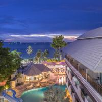 Pattaya Discovery Beach Hotel, Hotel in Pattaya
