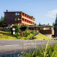 Berghof Fetz Bödele, hotel in Schwarzenberg