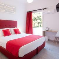 Acqua Vatos Paros Hotel, hotell i Parikia