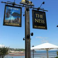 The Ness, hotel in Teignmouth