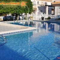"Apartament Tina ""Ozonizado"", hotel en Playa Flamenca"