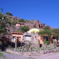 Casas de Juella, hotel en Tilcara