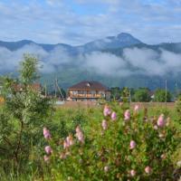 Мини гостиница озера Байкал, отель в Утулике