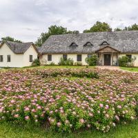 Dworek Szejpiszki z Prywatnym Półwyspem – hotel w mieście Romanowce