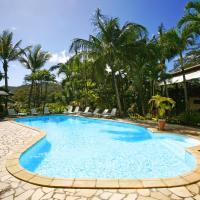Résidence Habitation Grande Anse, hôtel à Deshaies