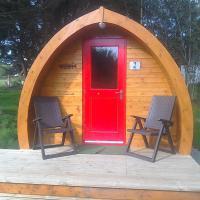 Dunvegan Camping Pods, hotel in Dunvegan