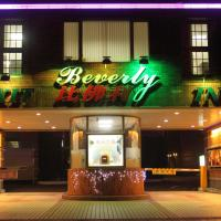 Beverly Commercial Motel, hotel near Taoyuan Airport - TPE, Luzhu
