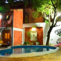 El Viajero Asuncion Hostel & Suites, hotel in Asunción
